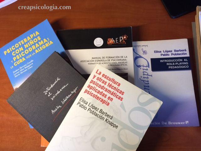libros psicodrama